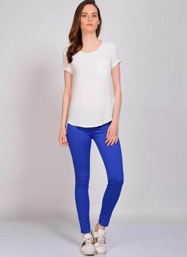 Fresh Company Bluz Beyaz